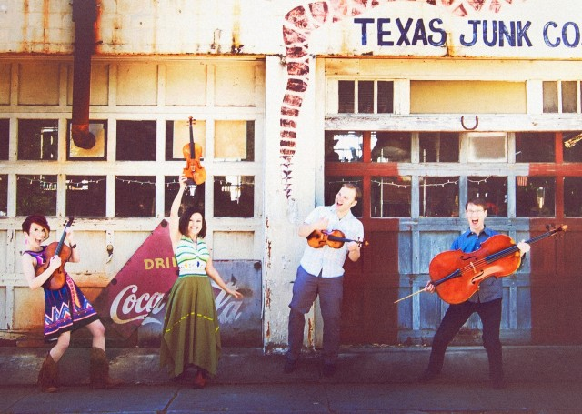 "Apollo Chamber Player To Perform ""Texas Roots""."